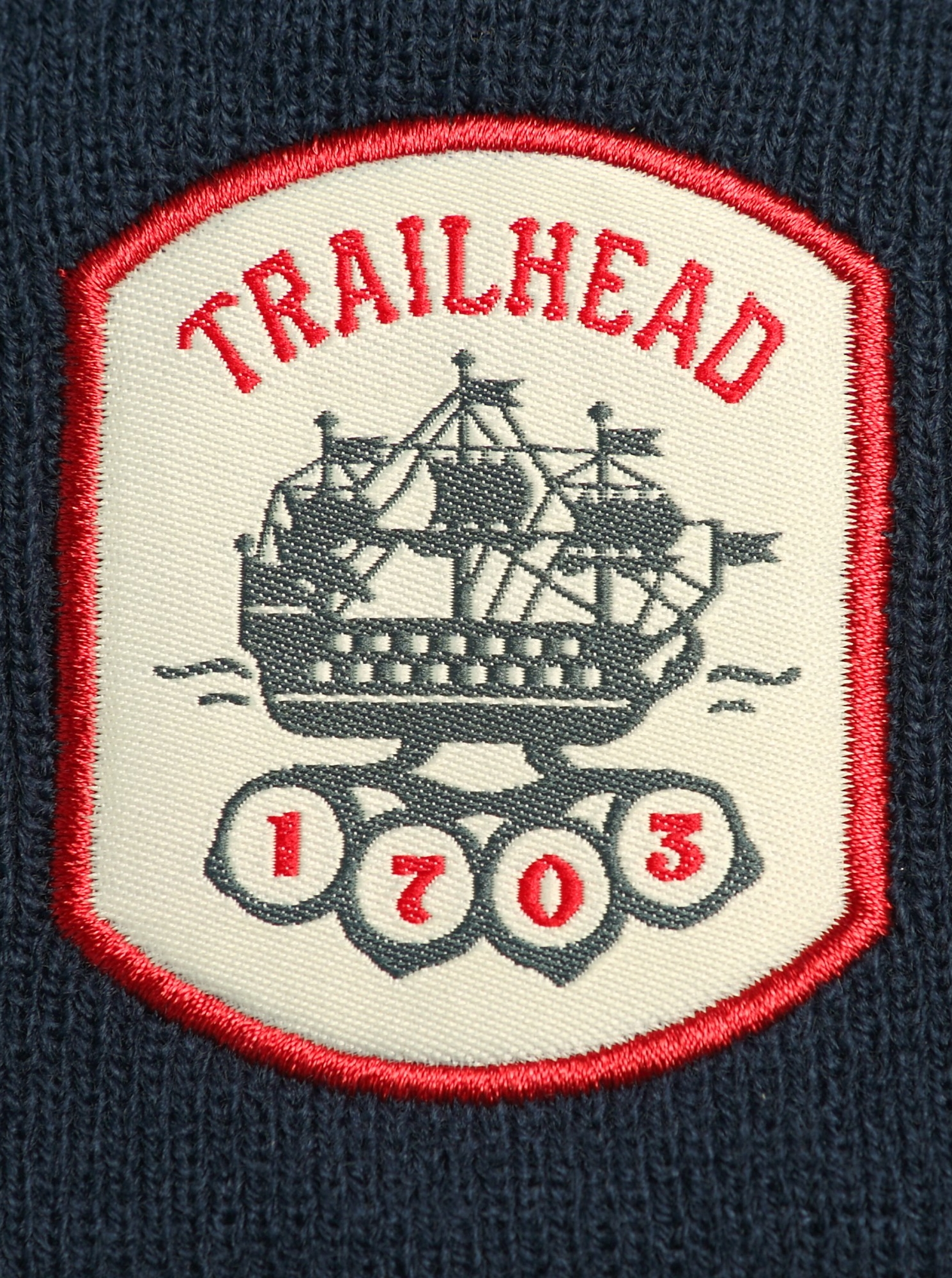 Шапка TRAILHEAD HAT19-PTH-SHIP18-NV, HAT19-PTH-SHIP18, фото 2