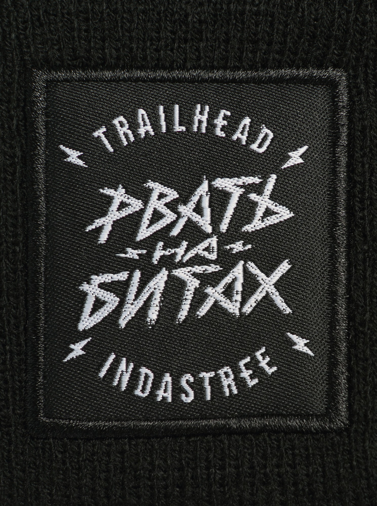 Шапка TRAILHEAD HAT19-PTH-BEAT-BK, HAT19-PTH-BEAT, фото 2