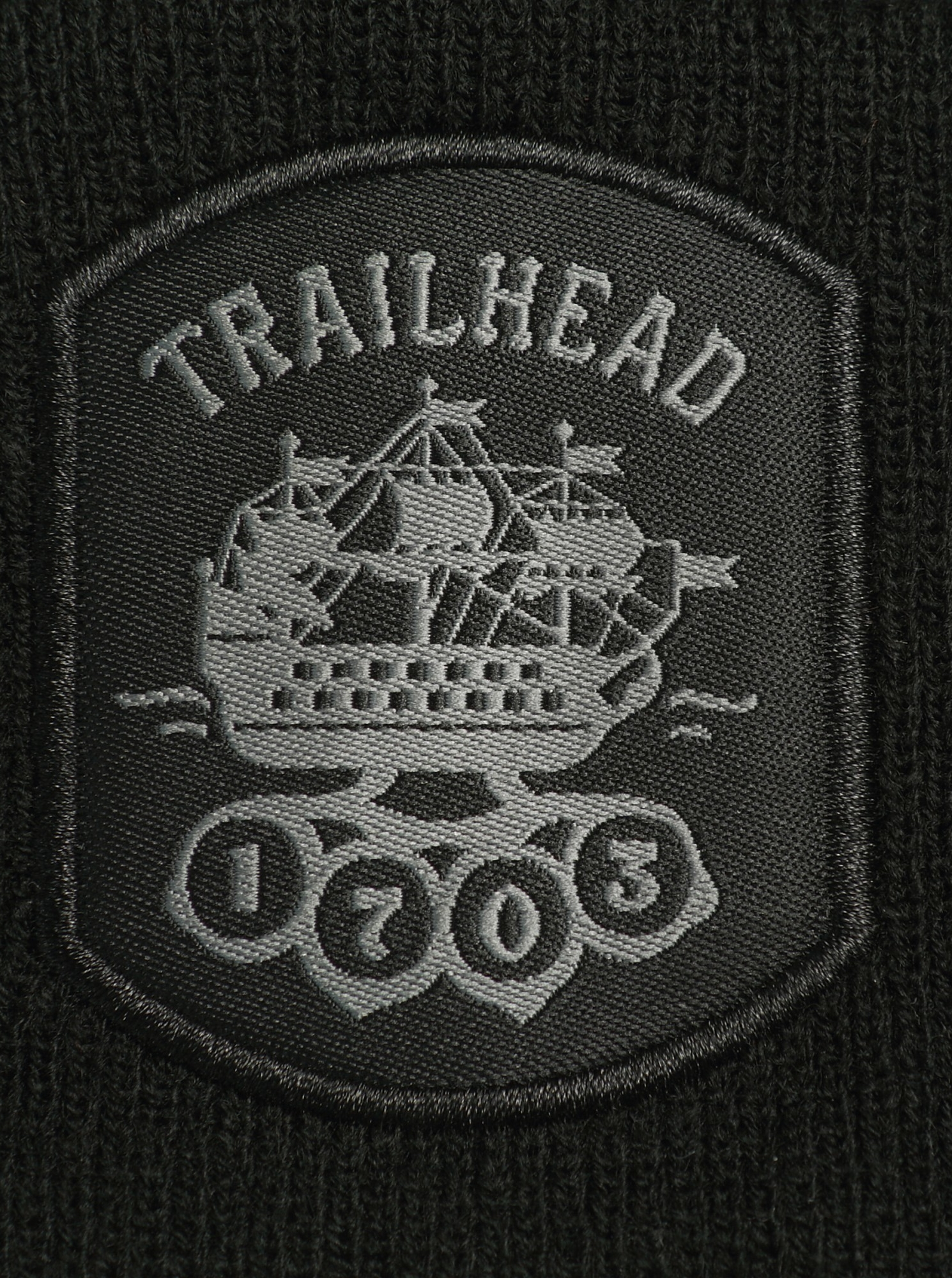 Шапка TRAILHEAD HAT19-PTH-SHIP18-TBK, HAT19-PTH-SHIP18_TBK, фото 2