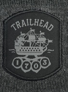 Шапка TRAILHEAD HAT19-PTH-SHIP18-DGR, HAT19-PTH-SHIP18, фото 2