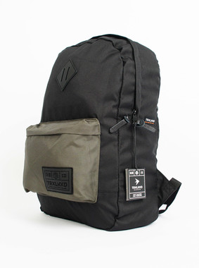 Рюкзак Trailhead BAG002-18 Чёрный-Хаки, BAG002-18, фото 2