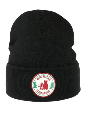 Шапка TRAILHEAD HAT19-PTH-CRIME-BK, HAT19-PTH-CRIME