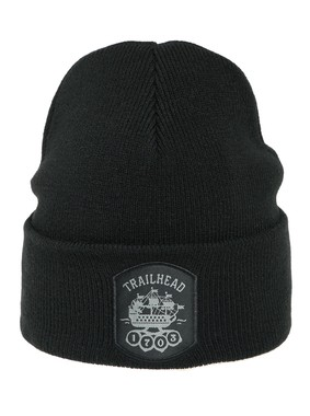 Шапка TRAILHEAD HAT19-PTH-SHIP18-TBK, HAT19-PTH-SHIP18