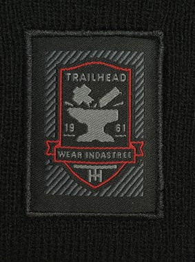 Шапка TRAILHEAD HAT19-PTH-ANVIL-BK, HAT19-PTH-ANVIL, фото 2
