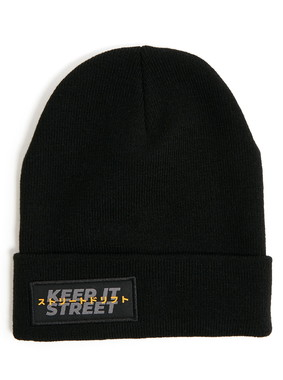 Шапка Trailhead HAT20-12-PTH-Keep_BK Черная, HAT20-12-PTH-Keep_BK