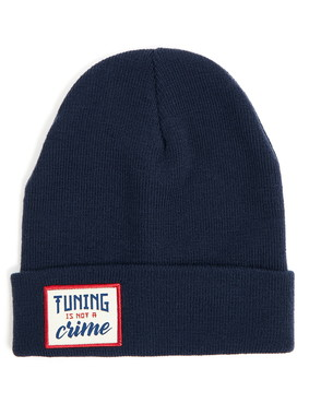 Шапка Trailhead HAT20-11-PTH-Tuning_NV Синяя, HAT20-11-PTH-Tuning_NV