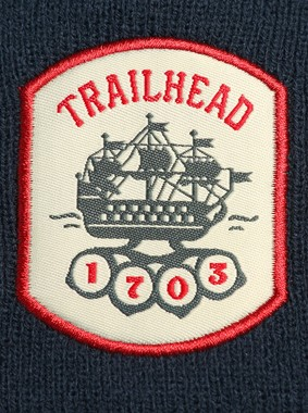 Шапка TRAILHEAD HAT19-PTH-SHIP18-NV, HAT19-PTH-SHIP18_NV, фото 2
