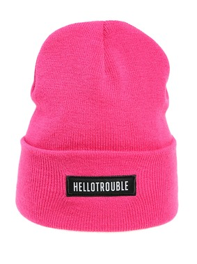 Шапка TRAILHEAD HAT19-PTH-TROUBLE-PINK, HAT19-PTH-TROUBLE