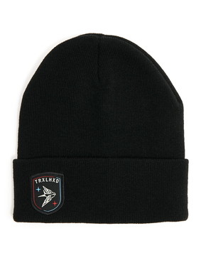Шапка Trailhead HAT20-03-PTH-Bird_BK Черная, HAT20-03-PTH-Bird_BK