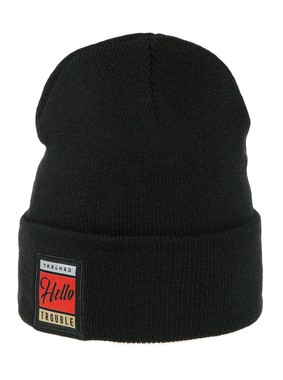 Шапка TRAILHEAD HAT19-PTH-HELLO-BK, HAT19-PTH-HELLO