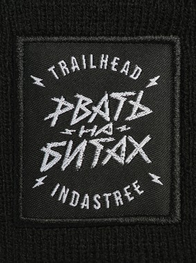Шапка TRAILHEAD HAT19-PTH-BEAT-BK, HAT19-PTH-BEAT_BK, фото 2