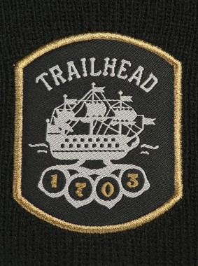 Шапка TRAILHEAD HAT19-PTH-SHIP18-BK, HAT19-PTH-SHIP18, фото 2