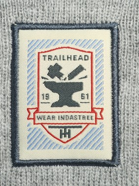 Шапка TRAILHEAD HAT19-PTH-ANVIL-LGR, HAT19-PTH-ANVIL_LTGR, фото 2