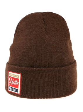 Шапка TRAILHEAD HAT19-PTH-HELLO-BROWN, HAT19-PTH-HELLO