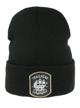 Шапка TRAILHEAD HAT19-PTH-SHIP18-BK, HAT19-PTH-SHIP18