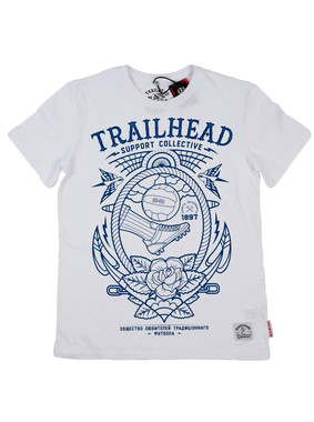 Футболка Trailhead Oltf-Kick Белая, MTS463-OLTFKICK/16