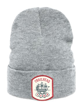 Шапка TRAILHEAD HAT19-PTH-SHIP18-MGR, HAT19-PTH-SHIP18