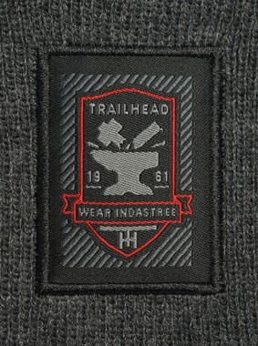 Шапка TRAILHEAD HAT19-PTH-ANVIL-DGR, HAT19-PTH-ANVIL, фото 2
