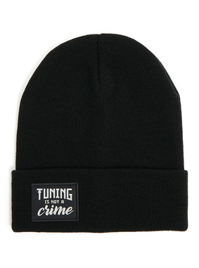 Шапка Trailhead HAT20-11-PTH-Tuning_BK Черная, HAT20-11-PTH-Tuning_BK