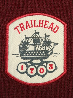 Шапка TRAILHEAD HAT19-PTH-SHIP18-MR, HAT19-PTH-SHIP18, фото 2
