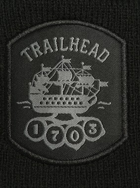 Шапка TRAILHEAD HAT19-PTH-SHIP18-TBK, HAT19-PTH-SHIP18, фото 2